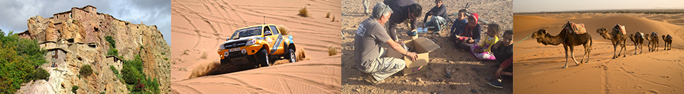 Viaje a Marruecos - Atlas y Dunas